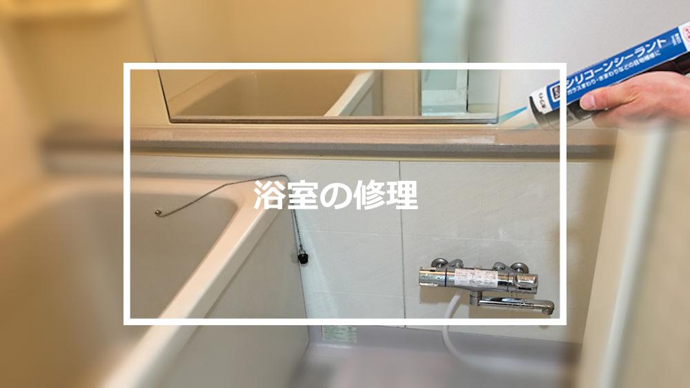 ハウスクリーニングと浴室リペアは 千葉のアースホームサービスへ