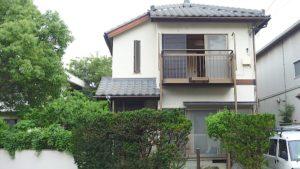松戸市 一戸建て 賃貸住宅 原状回復の清掃