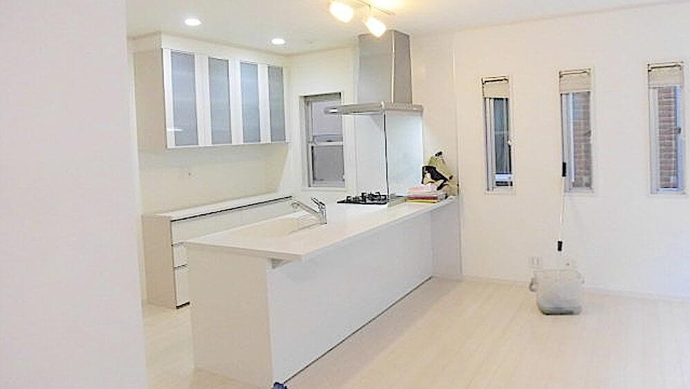 千葉県八千代市 築浅中古住宅 ハウスクリーニング(入居前清掃)