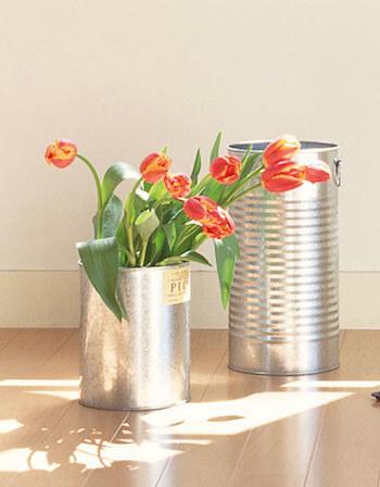 ハウスクリーニング・赤い花