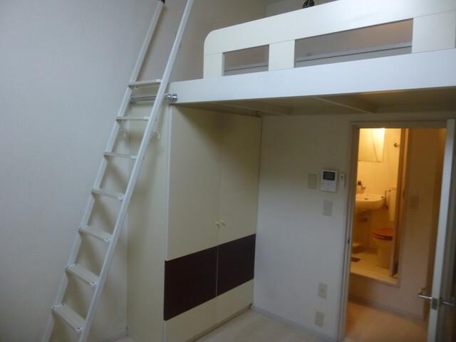 松戸市1Rアパート 退去清掃 ハウスクリーニング完了