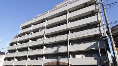 千葉市花見川区 ダイアパレスブランスイート幕張 売却前の補修と清掃