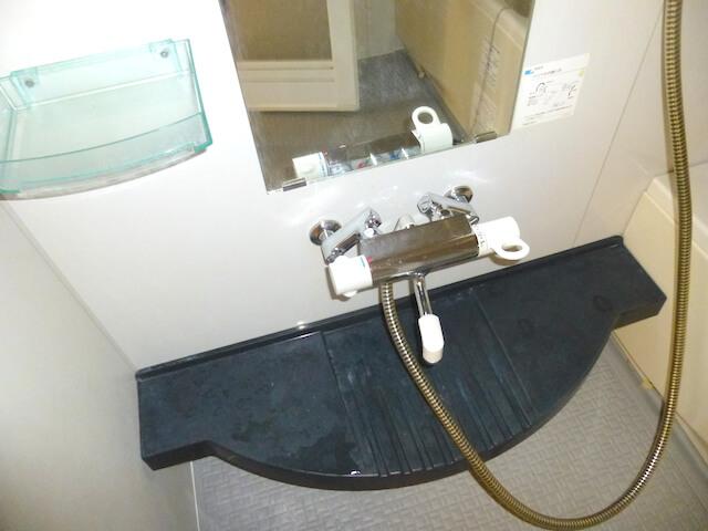 船橋市海神町 退去清掃 浴室 After