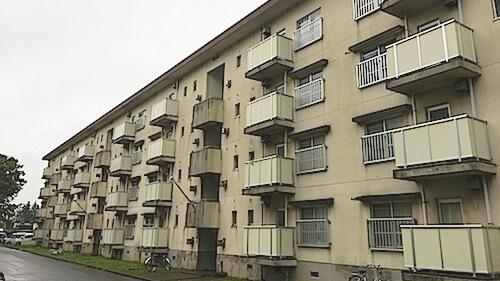 千葉県船橋市 自衛隊官舎 入居前のハウスクリーニング