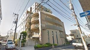 東京都 江戸川区 グローリオ船堀リエラ 在宅スポット清掃 外観