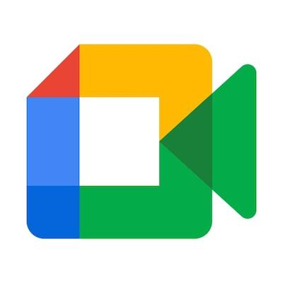 google meet アイコン