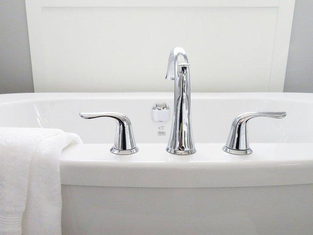 ハウスクリーニングの特徴2-クリンーニング済みの浴槽