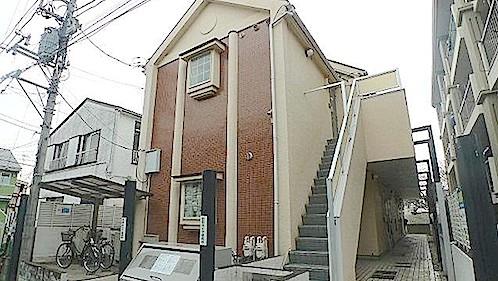 千葉県松戸市 新松戸アパート ジュネパレス退去清掃