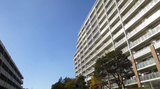 千葉市稲毛区 小仲台住宅 社宅の原状回復ハウスクリーニング