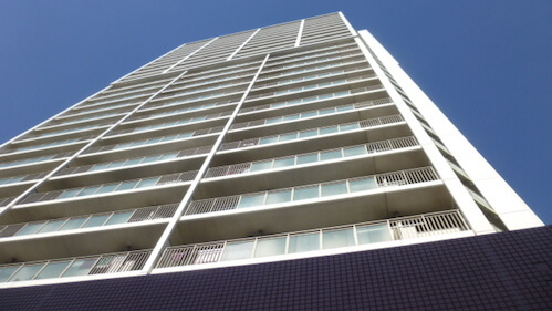 千葉県八千代市 カムザ・スクエア八千代緑が丘 タワーズ クロス交換・換気扇洗浄