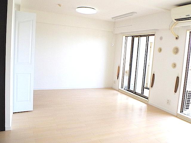 和室を洋室にするリフォーム完成の様子