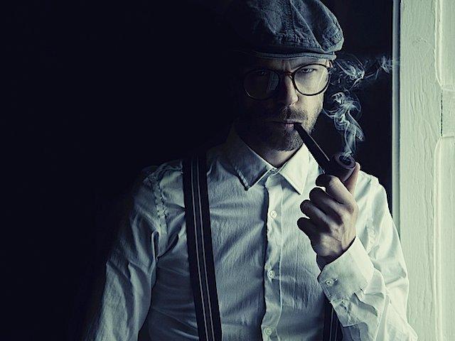 タバコのヤニ汚れブログ写真