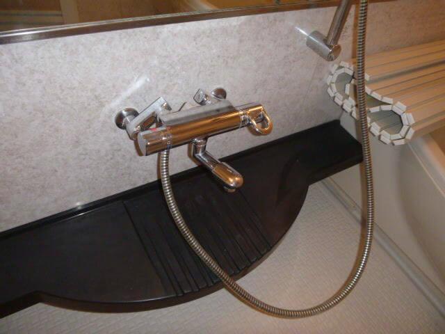 千葉県八千代市 エルプレシア 浴室 洗浄後の様子
